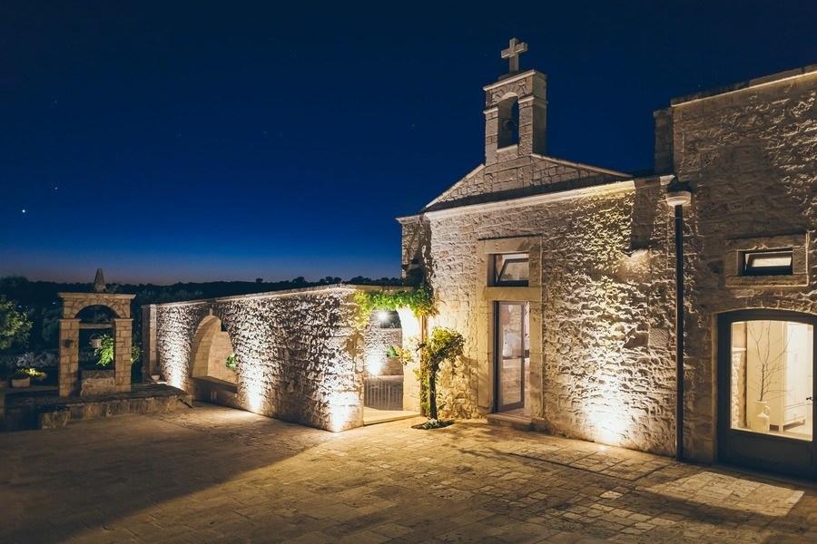 Mariage catholique en Italie dans les Pouilles