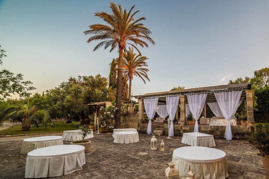 Masseria italienne dans les Pouilles pour se marier en Italie