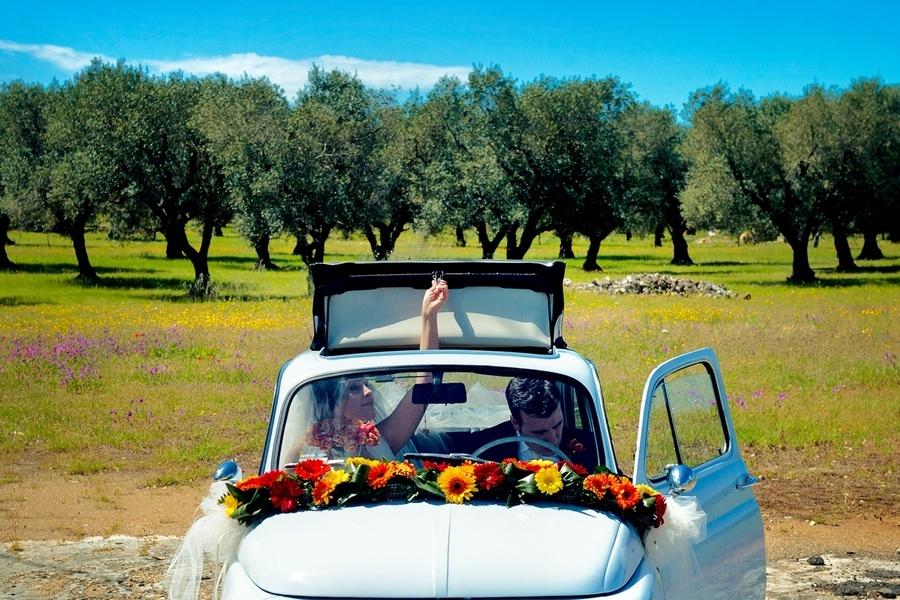 noces italiennes - mariage à l'étranger