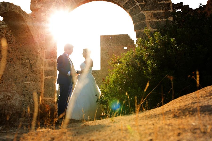 mariage au soleil