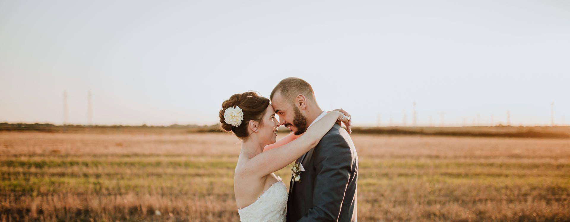 Mariage dans un château italien