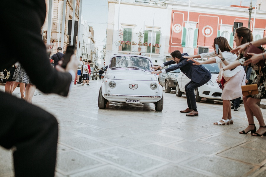 mariage italie fiat 500
