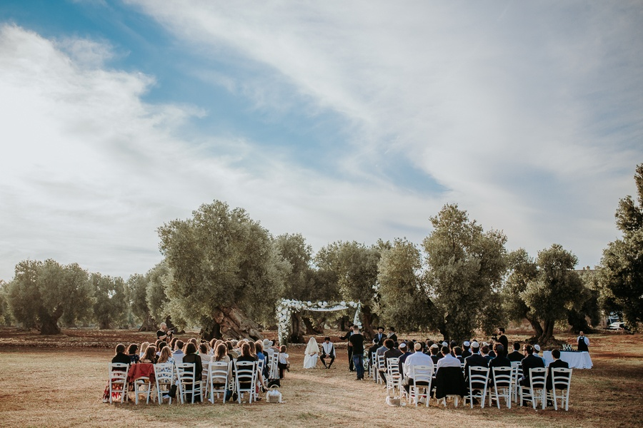 mariage juif italie 2
