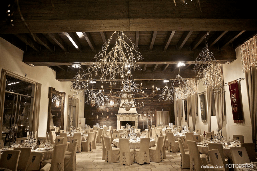 chateau italien mariage