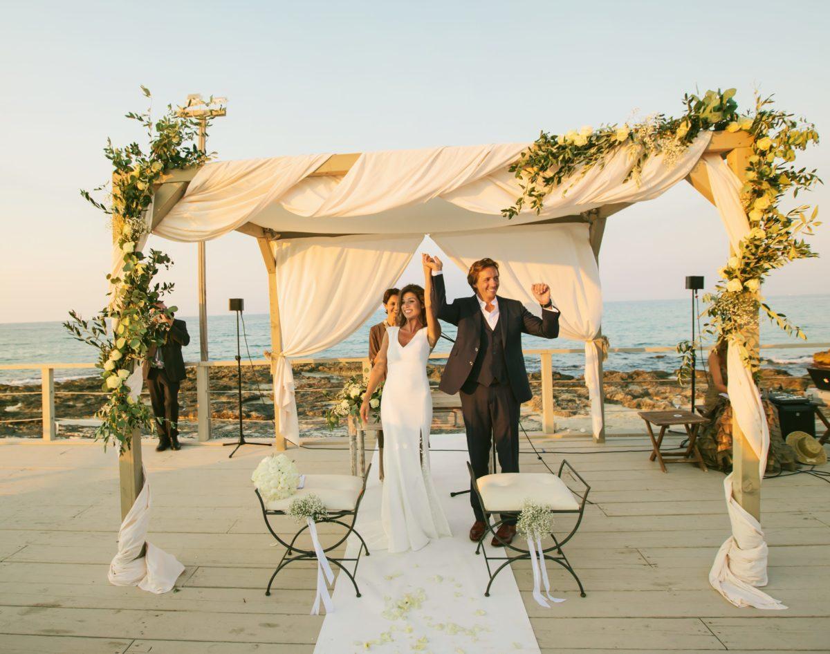 mariage en bord de mer noces italiennes
