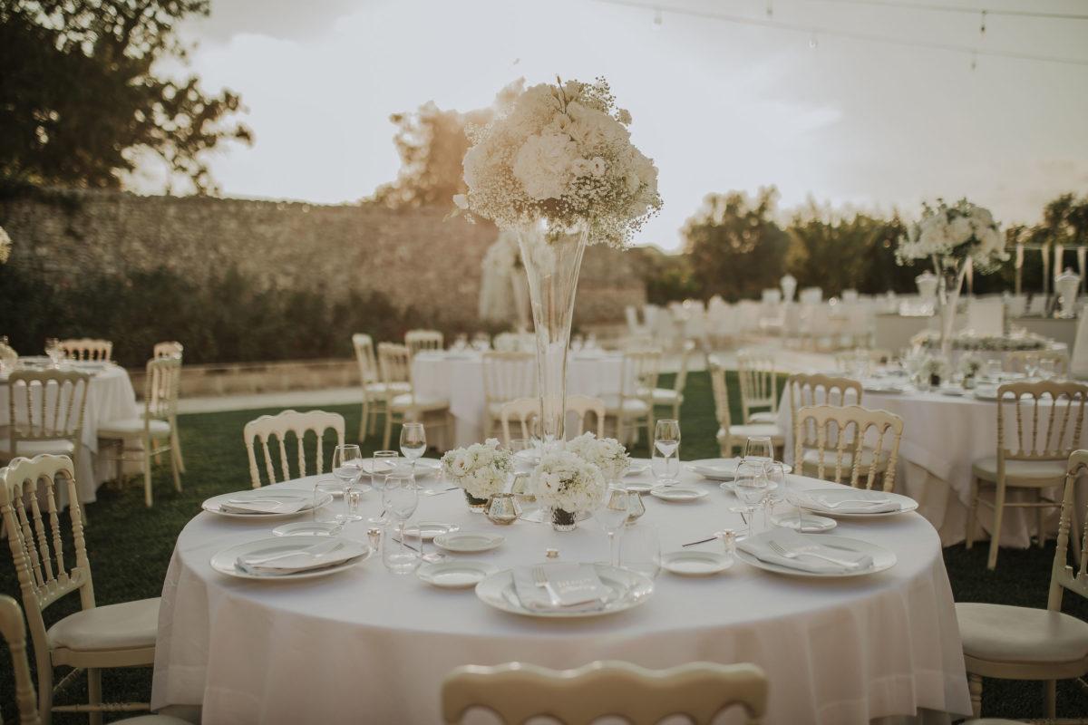 Wedding design noces italiennes