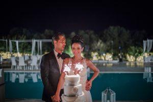 Wedding cake noces italiennes
