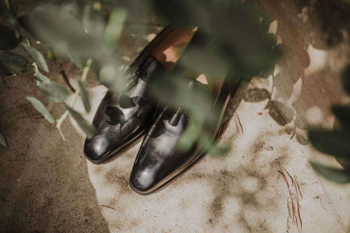 chaussure de marié noces italiennes