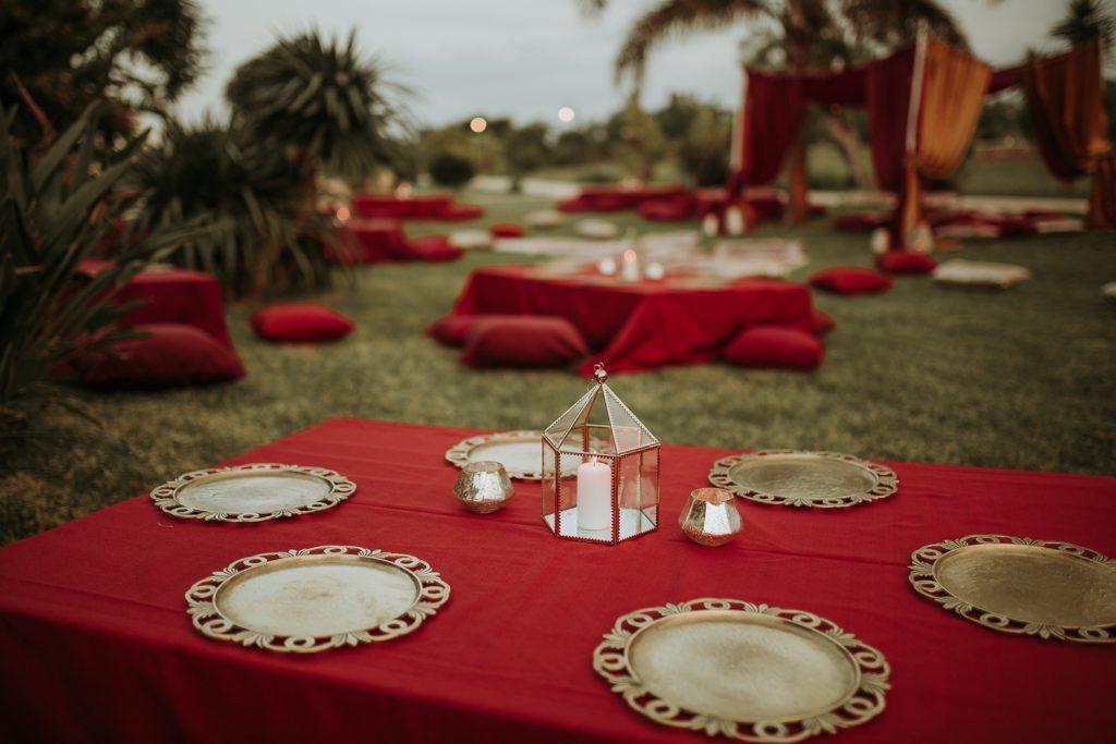 mariage oriental en italie