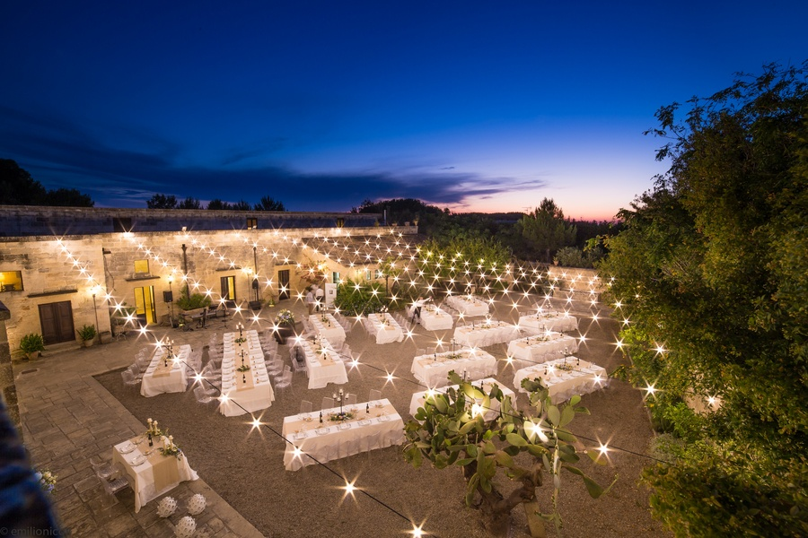 Masseria wedding Italy