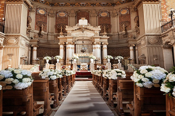 synagogue de rome