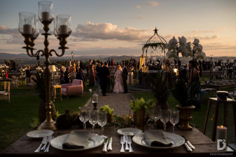 Wedding planner en Toscane