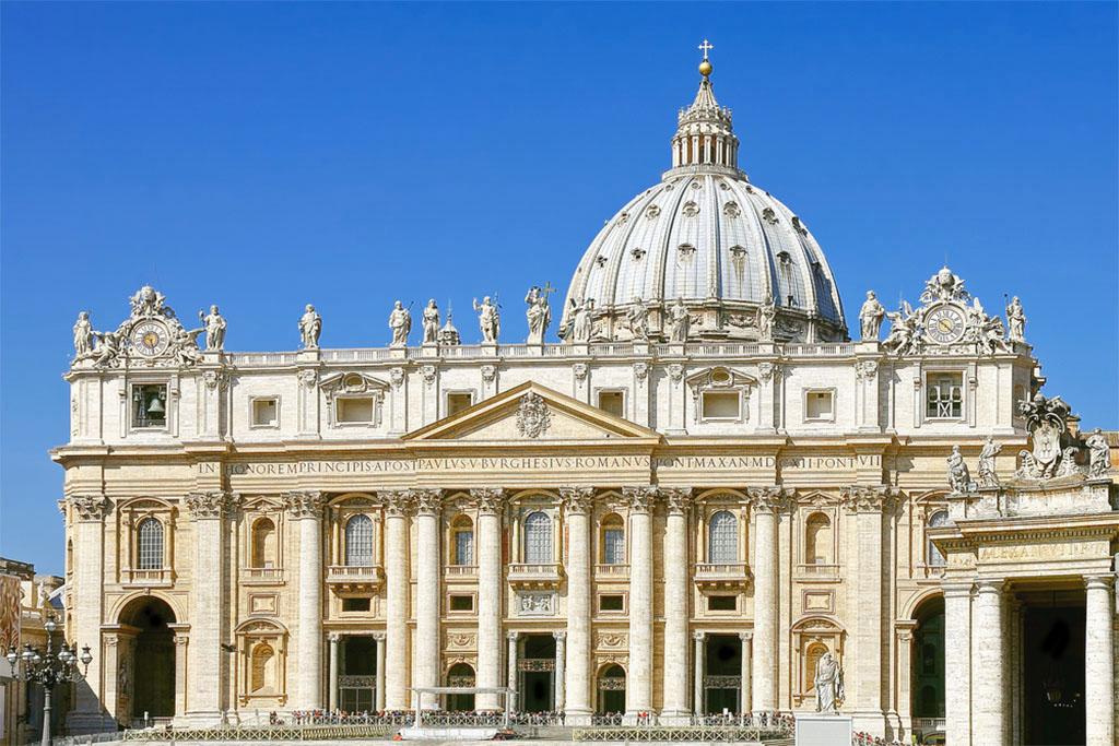mariage religieux à rome