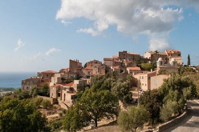 Se marier dans un domaine Corse