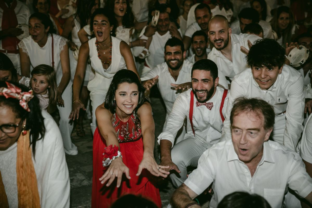 mariage italien