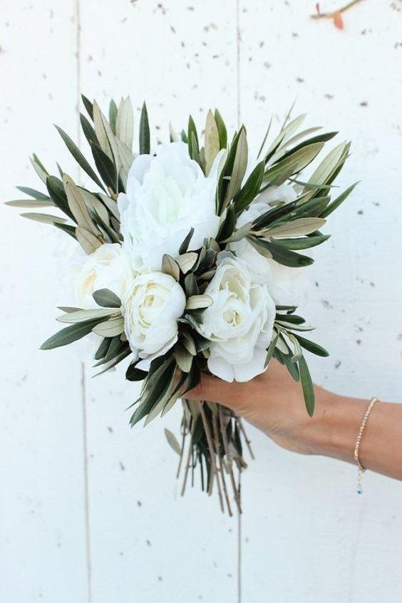 bouquet d'olivier