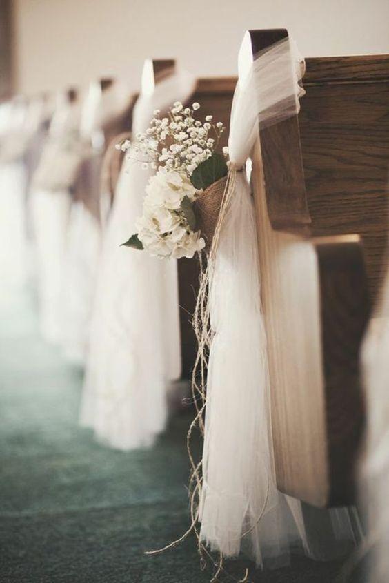 cérémonie mariage blanc