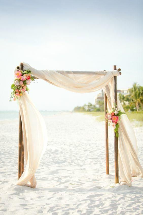 ceremonie sur le sable