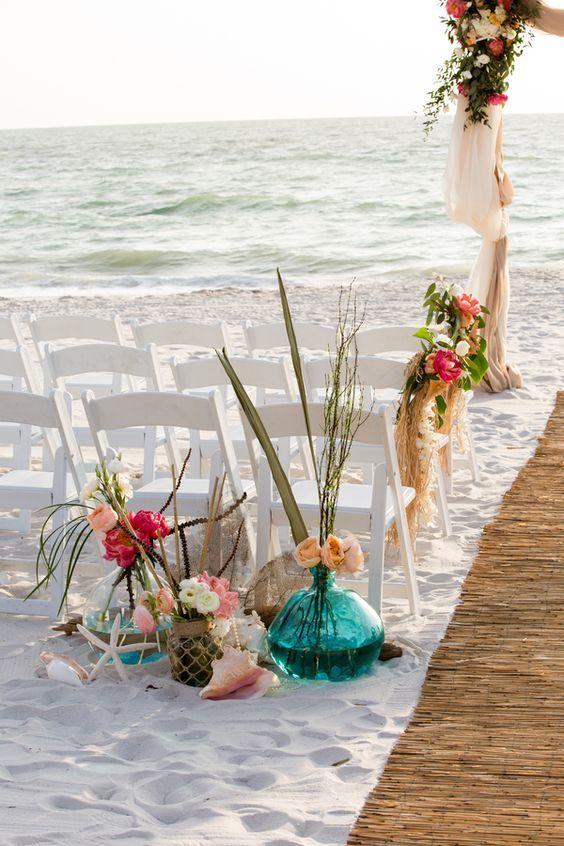 déco mariage bords de mer 7