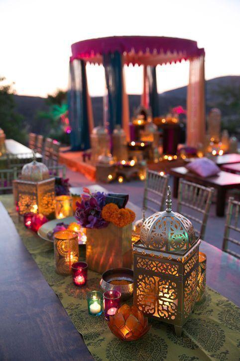 déco mariage marocain7