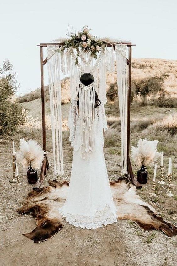 mariage boheme italie