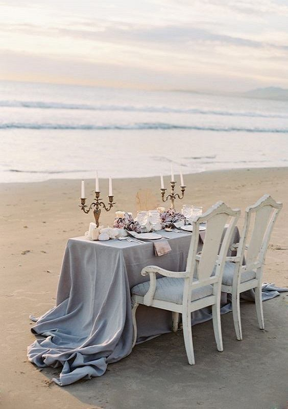 mariage bords de mer