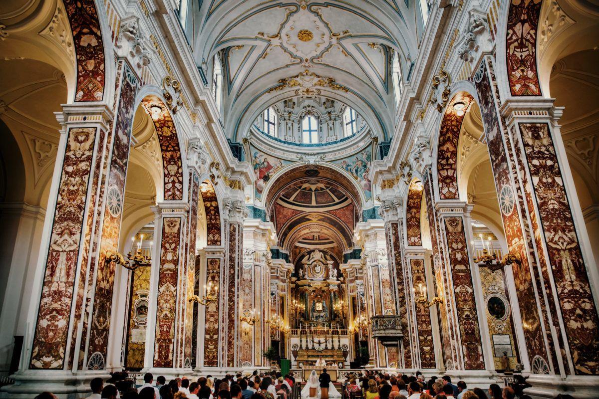 mariage eglise italie