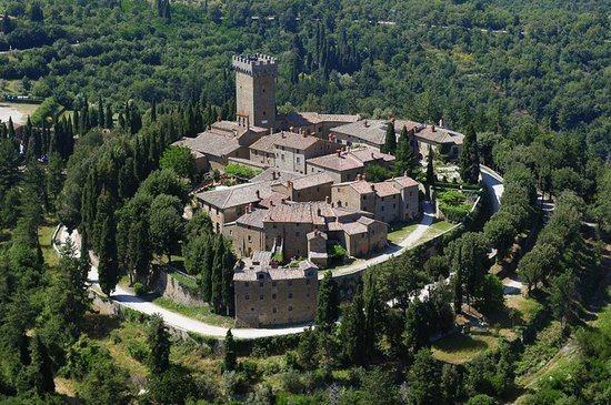 château italien noces italiennes italie