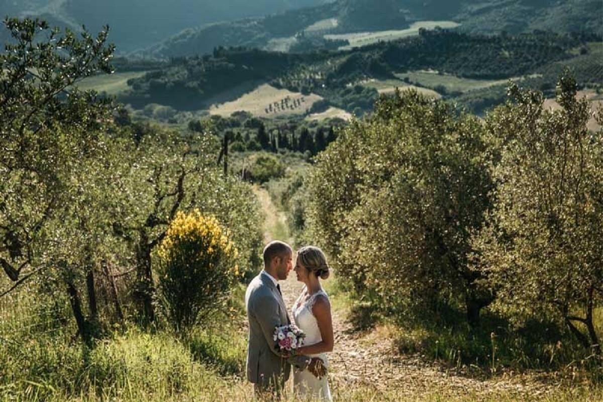 Mariage en Toscane - Hebergement