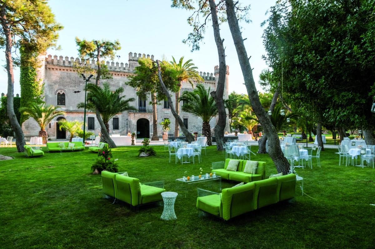 châteaux italiens