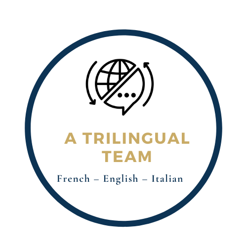 Trilingual team