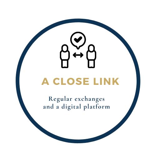 a close link