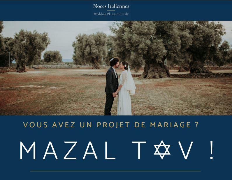 guide mariage juif