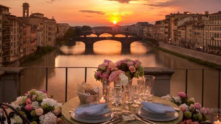 elopement en Toscane