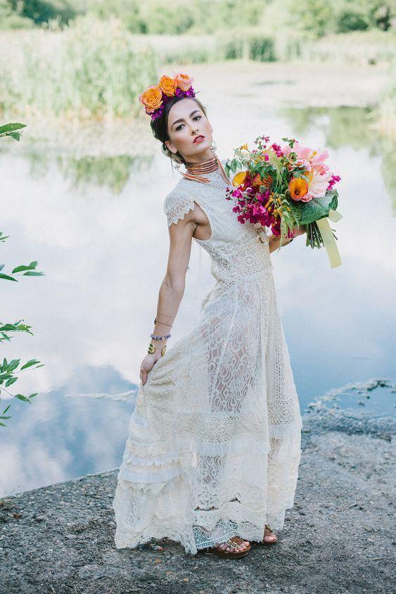 mariée Frida Kahlo