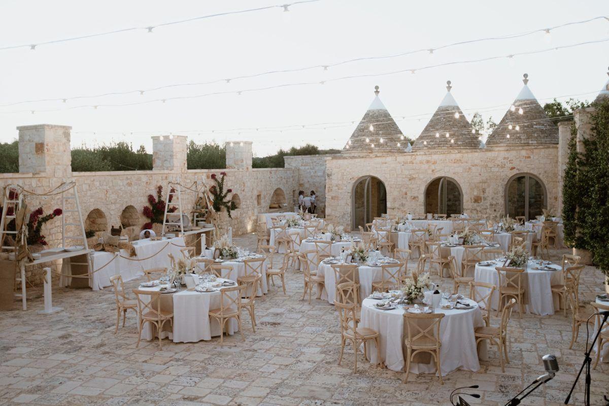 Mariage Trulli Italie