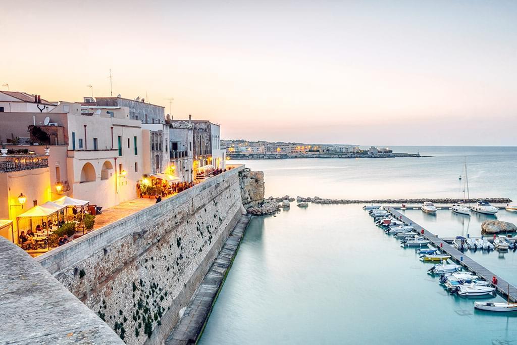 Otranto lieux mariage pouilles