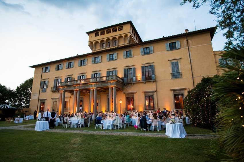Villa Mariage en Toscane