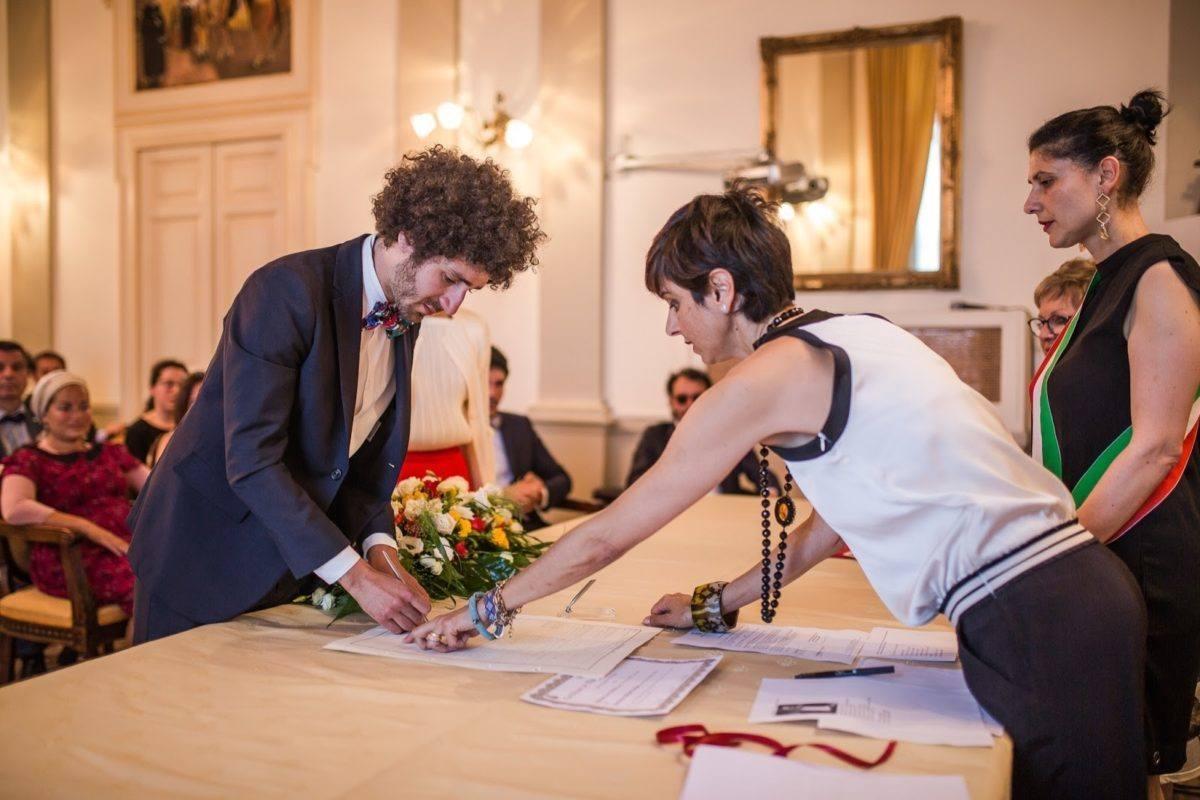 mariage italie mairie