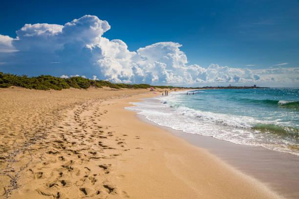 Punta Prosciutto plage