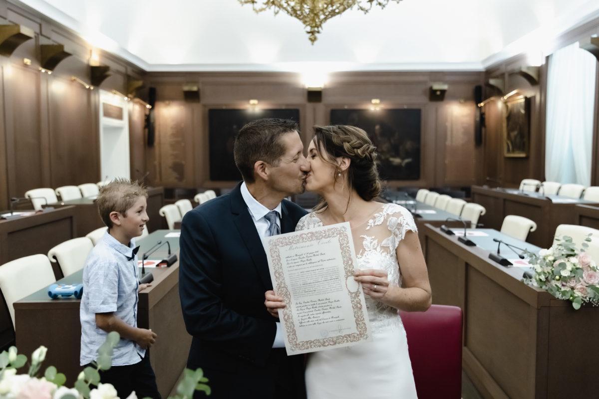 mariage civil