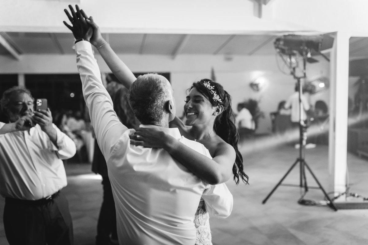 danse mariée