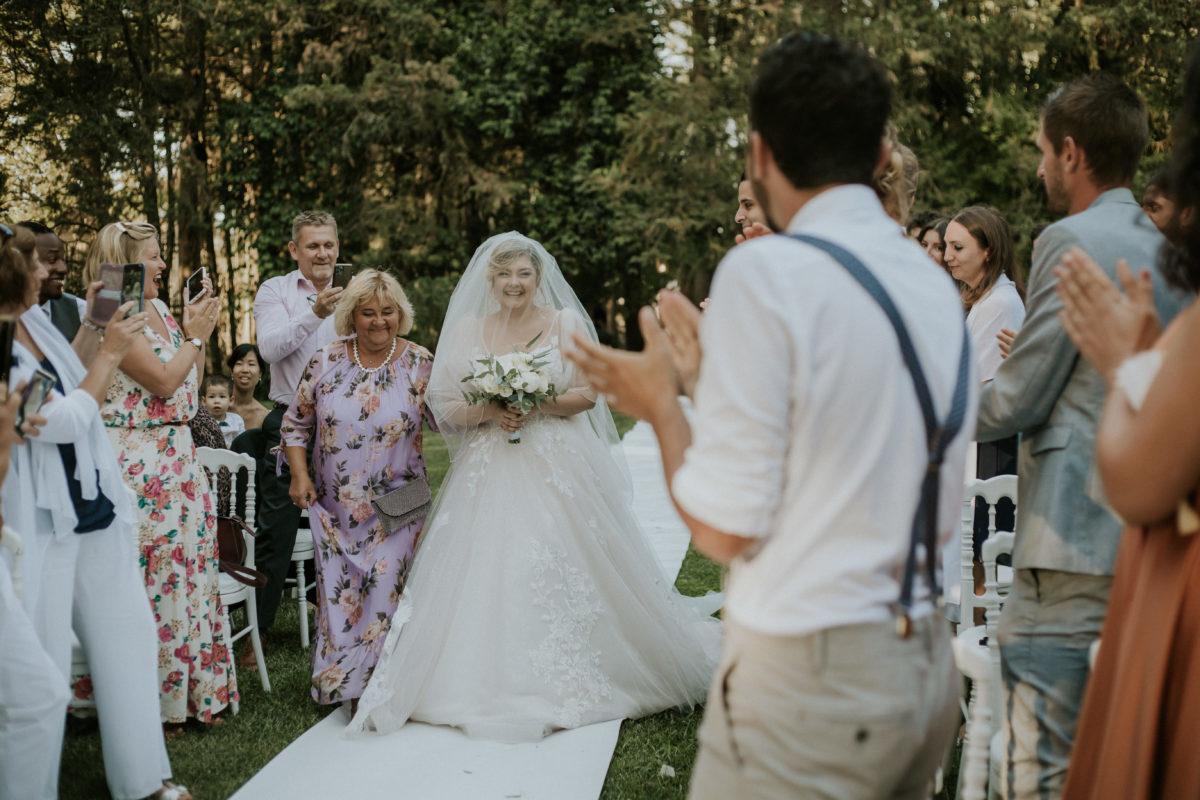 Mariage laïque en Italie