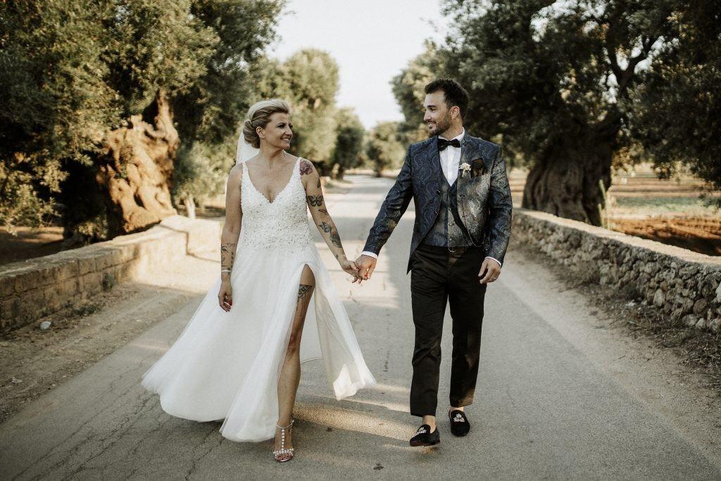 Mariage protestant en Italie