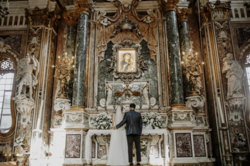 Mariage catholique Italie