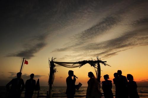 mariage bord de mer 5
