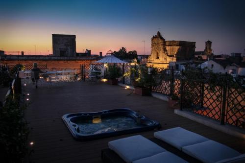 rooftop monastère italien