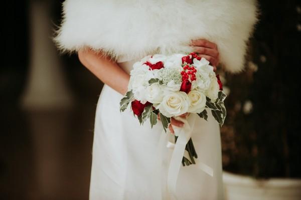 bouquet de mariée noces italiennes